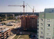 Дневник строительства ЖК «Вудстория» от 15.09.2017