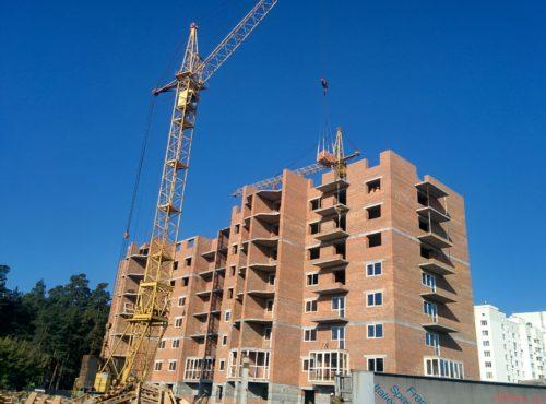 Щоденник будівництва ЖК «Вудсторія» від 04.09.2017