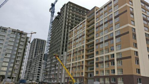 Щоденник будівництва ЖК «5 квартал» від 16.11.2017
