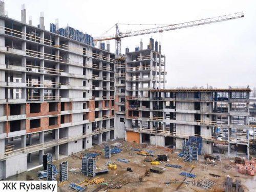 Дайджест будівництва партнерських проектів від 23.12.2020