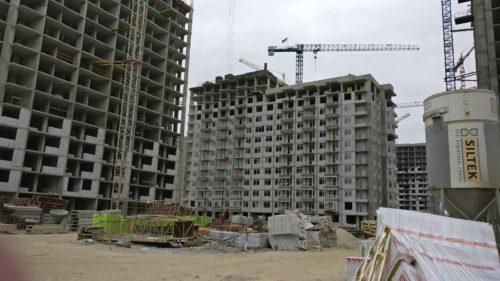 Щоденник будівництва ЖК «5 квартал» від 02.10.2017