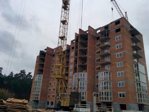 Щоденник будівництва ЖК «Вудсторія» від 18.10.2017