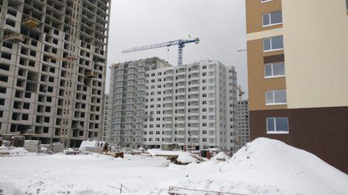 Щоденник будівництва ЖК «5 квартал» від 20.12.2017