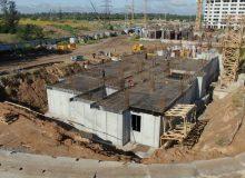 Щоденник будівництва 7 Kvartal от 01.09.2021
