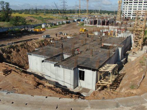Дневник строительства 7 Kvartal от 01.09.2021