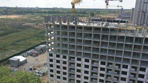 Щоденник будівництва ЖК «5 квартал» від 04.07.2017