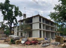 Щоденник будівництва Doma Trabotti від 07.2021