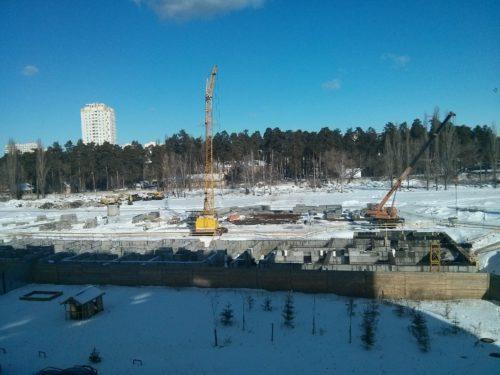 Щоденник будівництва житлового комплексу «Вудсторія» від «Perfect Group» 16.02.2017