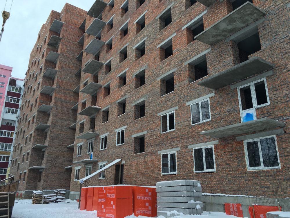 Ход строительства ЖК Дом на Еськова 13.12 (5)