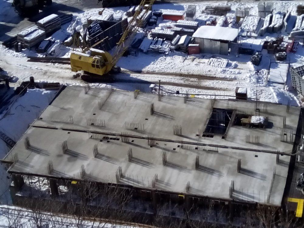 Ход строительства ЖК Пятый квартал16.02.2017 (8)