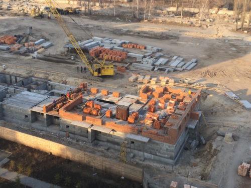 Щоденник будівництва ЖК «Вудсторія» 15.03.2017