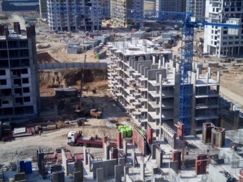 Дневник строительства ЖК «5 квартал» от 05.04.2017