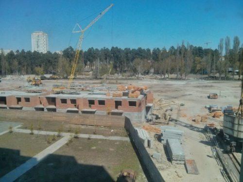 Дневник строительства ЖК «Вудстория» 19.04.2017