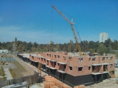 Щоденник будівництва ЖК Вудсторія 28.04.17