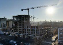 Щоденник будівництва ЖК La Manche від 10.12.2020