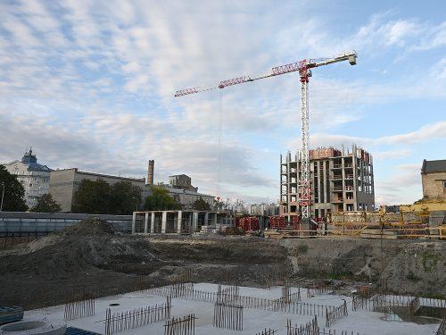 Дневник строительства ЖК La Manche от 22.10.2020