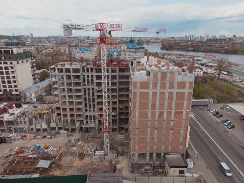 Дневник строительства La Manche от 29.04.2021