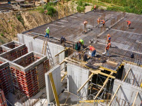 Дневник строительства ЖК «POLARIS» от 13.07.2020