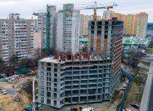 Щоденник будівництва ЖК «POLARIS» від 19.02.2021