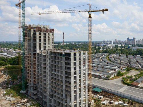 Щоденник будівництва ЖК «POLARIS» від 07.2021
