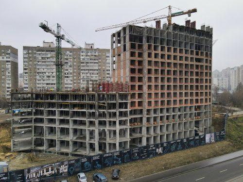 Щоденник будівництва ЖК «POLARIS» від 24.12.2020