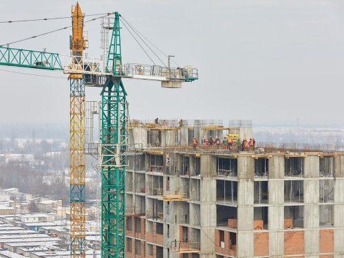 Дневник строительства ЖК «POLARIS» от 26.01.2021