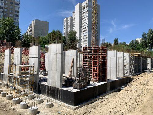 Дневник строительства ЖК «POLARIS» от 26.06.2020