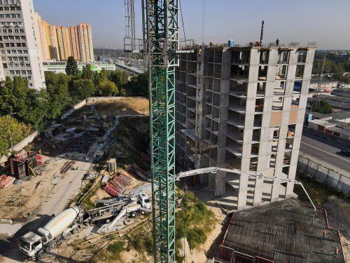 Дневник строительства ЖК «POLARIS» от 30.09.2020