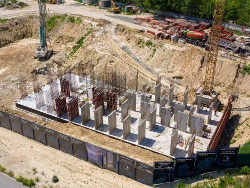 Дневник строительства ЖК «POLARIS» от 15.06.2020