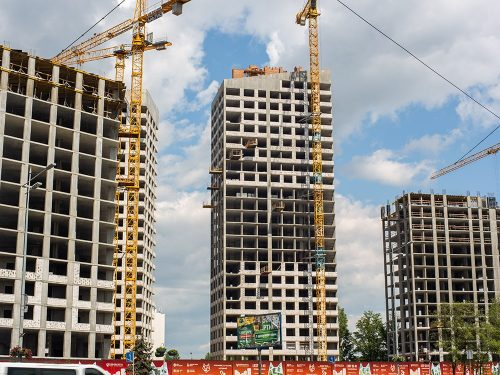 Дневник строительства ЖК «Терракот» от 18.05.2020