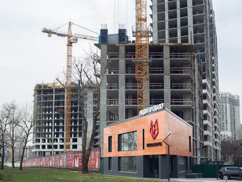 Щоденник будівництва ЖК «Теракот» від 20.03.2020