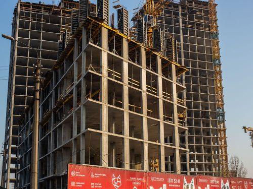 Щоденник будівництва ЖК «Теракот» від 30.11.2019