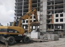 Щоденник будівництва ЖК «Теракот» від 01.04.2020