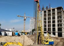 Щоденник будівництва ЖК «Теракот» від 09.08.2019