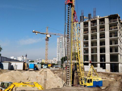 Дневник строительства ЖК «Терракот» от 09.08.2019