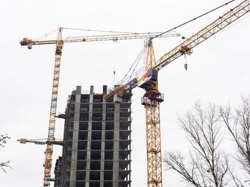 Щоденник будівництва ЖК «Теракот» від 04.11.2019