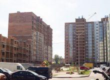 Щоденник будівництва ЖК «Вудсторія» від 21.05.2018