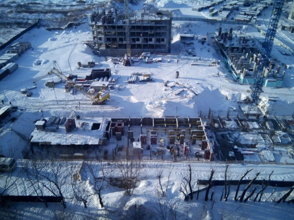 ЖК 5 квартал Ход строительства 12.01.2017 (12)
