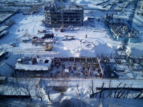 ЖК «П'ятий квартал»: будівництво випереджає терміни!