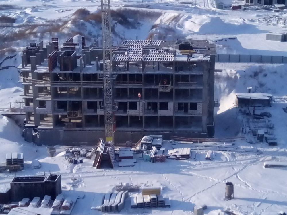 ЖК 5 квартал Ход строительства 12.01.2017 (4)