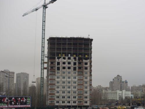 Щоденник будівництва ЖК