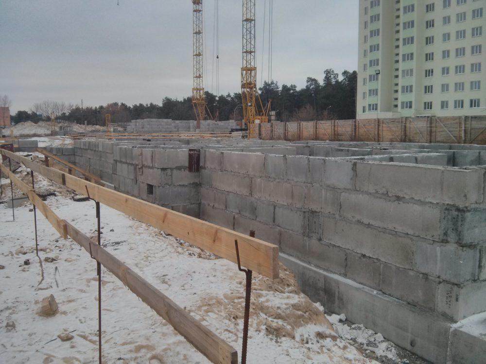 ЖК Вудстория. Ход строительства 31.12.2016 (1)