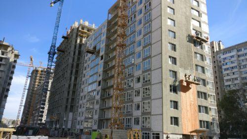 Дневник строительства ЖК «5 квартал» от 15.09.2017