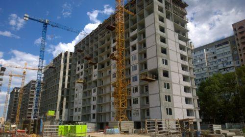 Щоденник будівництва ЖК «5 квартал» від 15.07.2017
