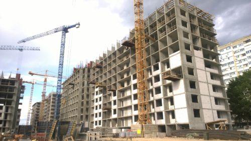 Щоденник будівництва ЖК «5 квартал» від 19.06.2017