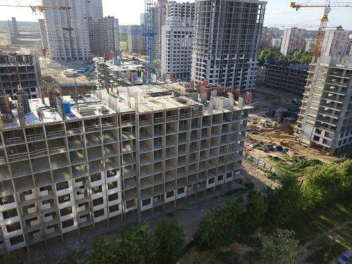 Дневник строительства ЖК «5 квартал» от 02.06.2017