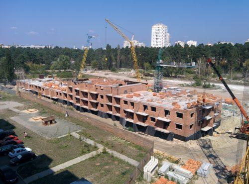 Дневник строительства ЖК «Вудстория» от 16.08.2017