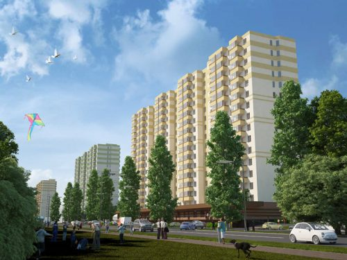 Акції на готові квартири в ЖК «Берегиня»