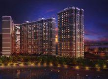 В ЖК «Лебединый» стартовали продажи квартир в новой секции!