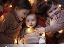 В Лебедином скидки семьям с детьми!